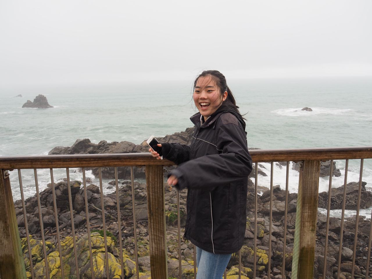 International Student Tours - Yuiko Okochi
