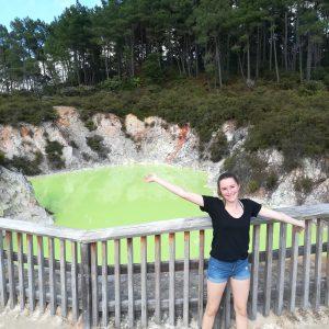 Rotorua Pool