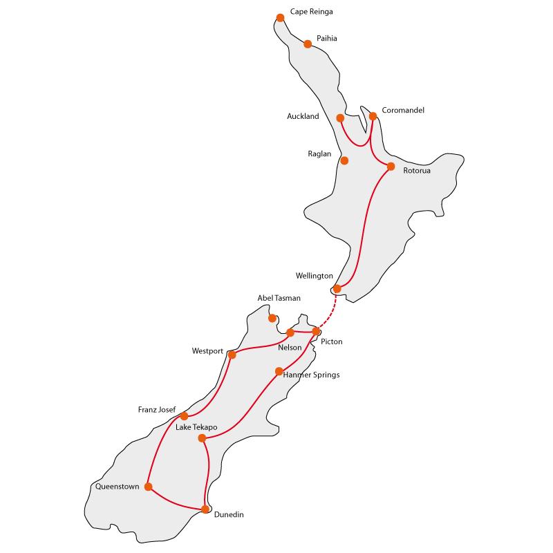April Tours – Combo Tour
