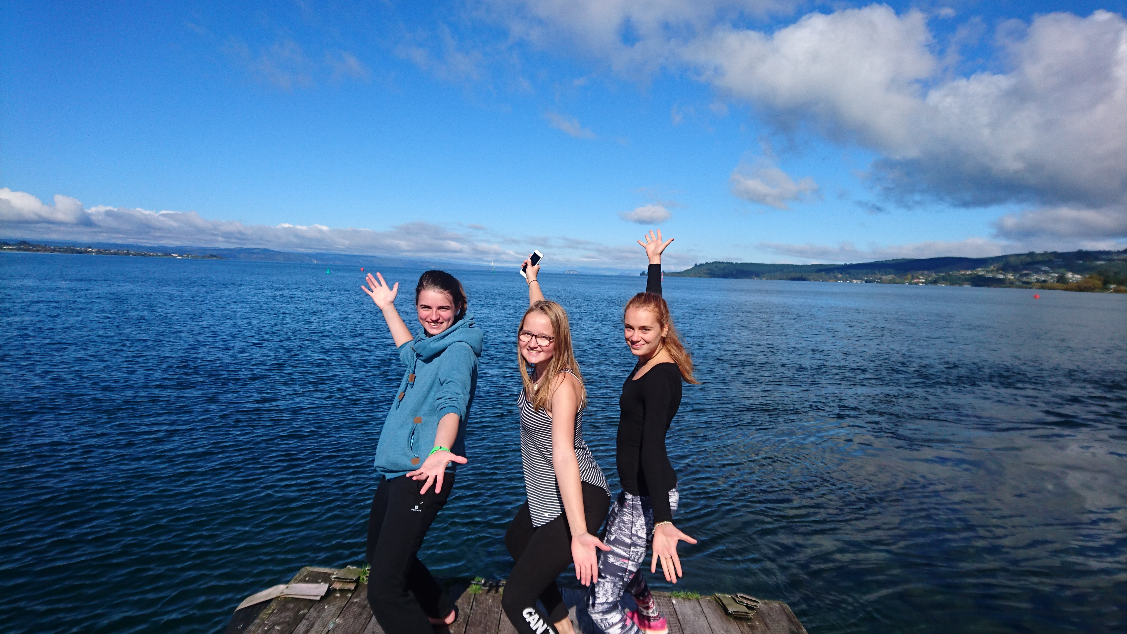 International Student Tours - North Island Tour