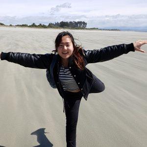 International Student Tours - Ayano Kato