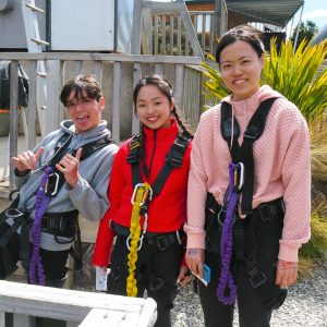Bungy Jump Preparation