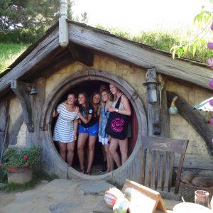 Hobbiton Girls