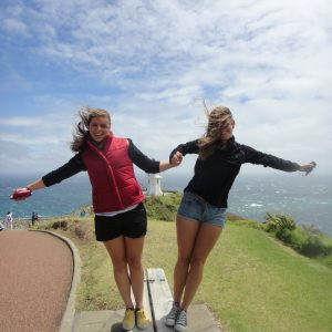 Cape Reinga friends