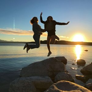 Lake Tekapo Jump