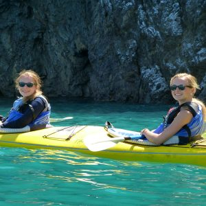 Kayak Girls